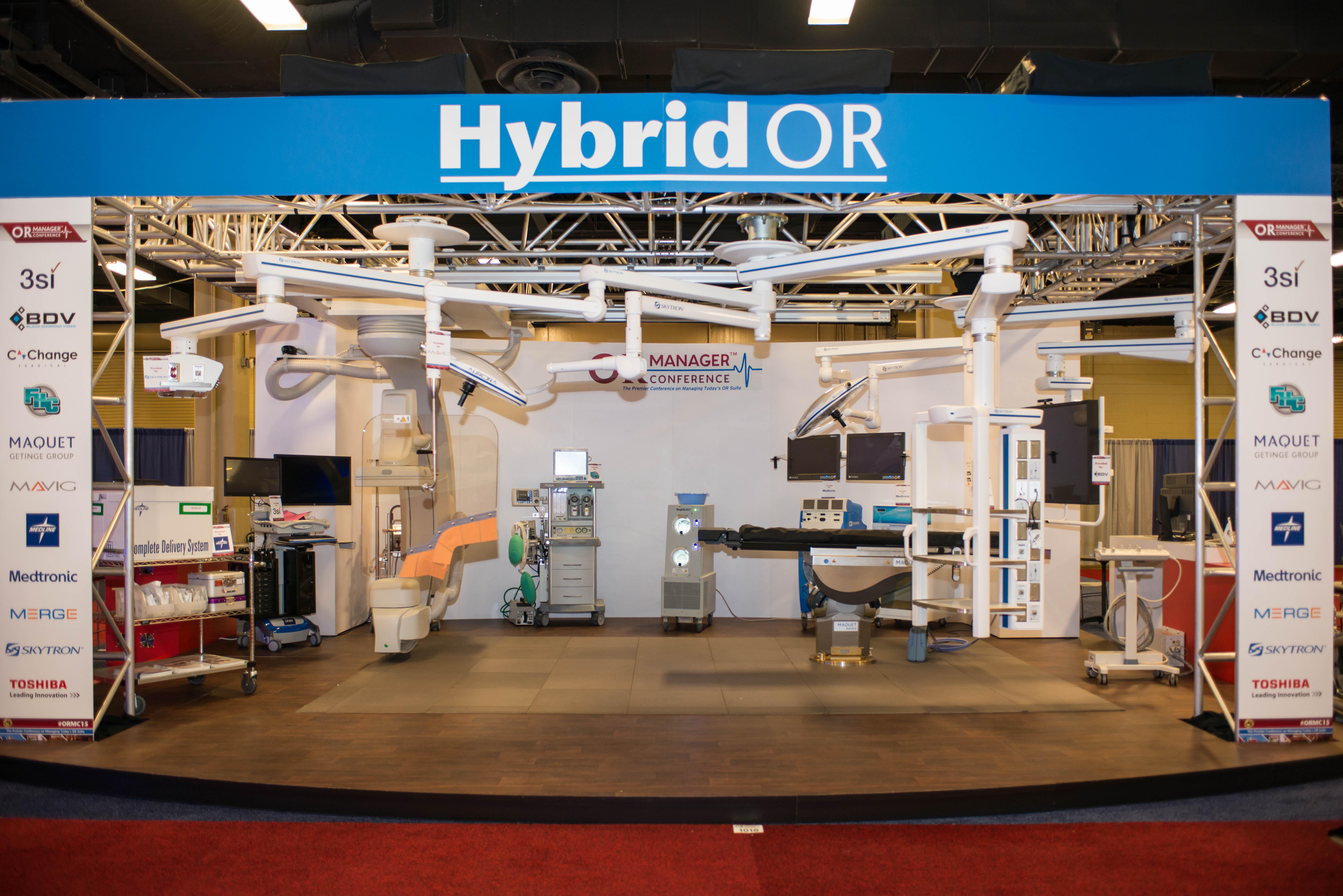 Hybrid OR